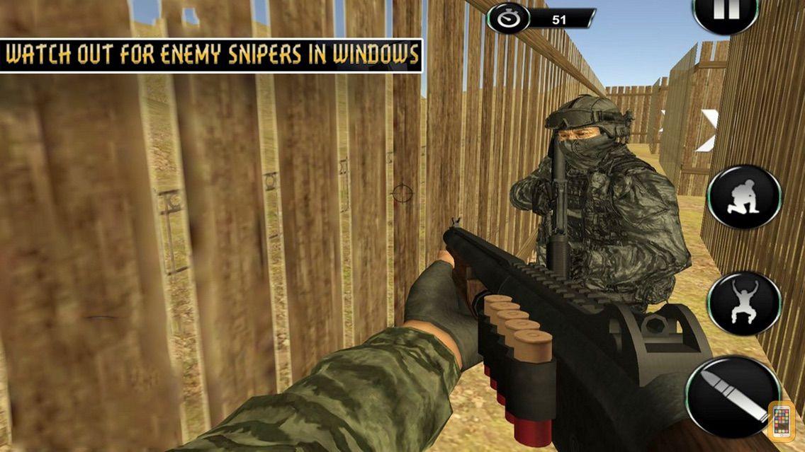 Screenshot - Sniper Shooting: Thrilling Mis