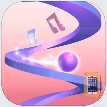 Music Helix Ball by Jianfu Wang (Universal)