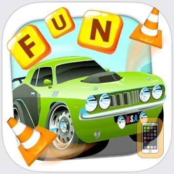 Car Racing Spelling Fun by Kedar Trivedi (Universal)
