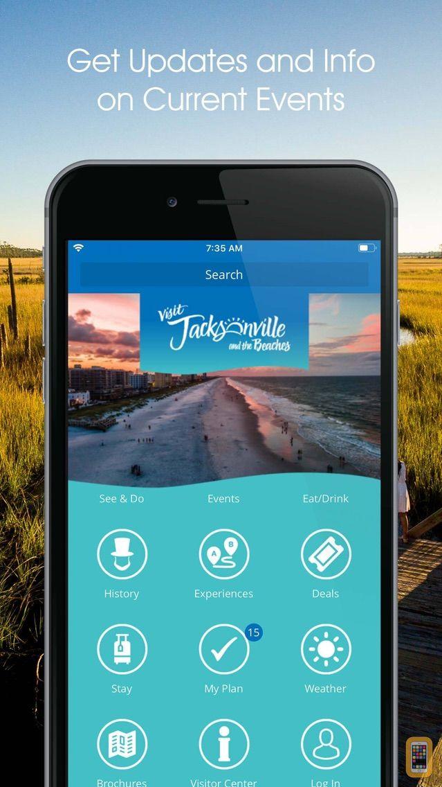 Screenshot - Visit JAX!