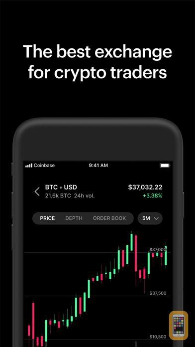 Screenshot - Coinbase Pro