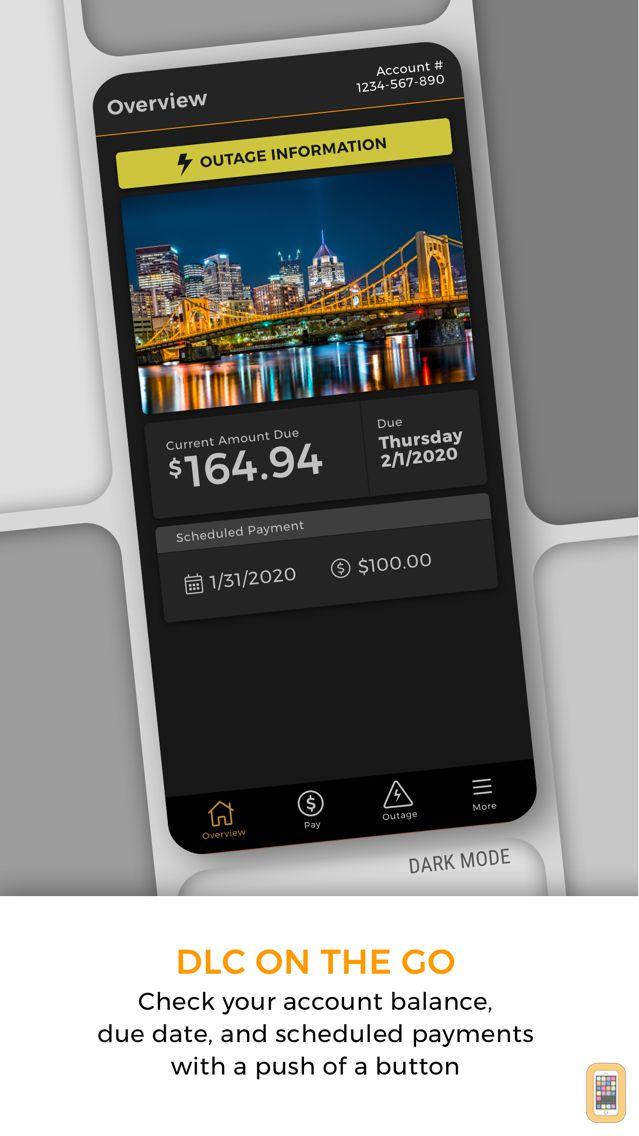 Screenshot - DLC Mobile