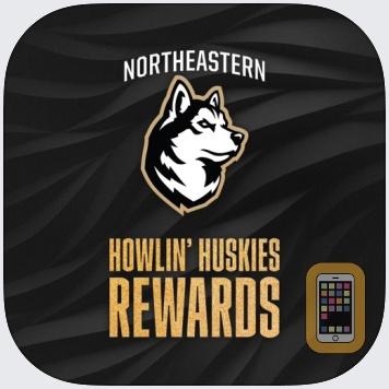 Howlin' Huskies Rewards by Northeastern University Information Services (iPhone)