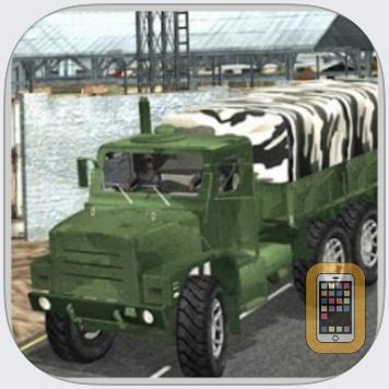 Ex Military Truck Driving by Vu Thi Ha (Universal)