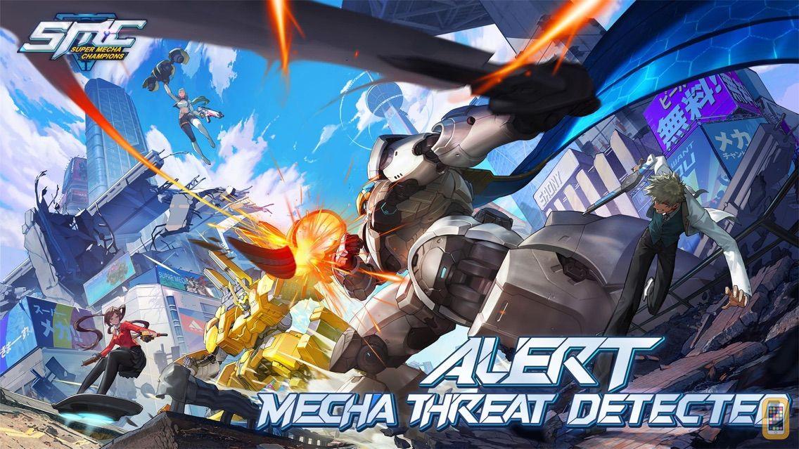 Screenshot - Super Mecha Champions