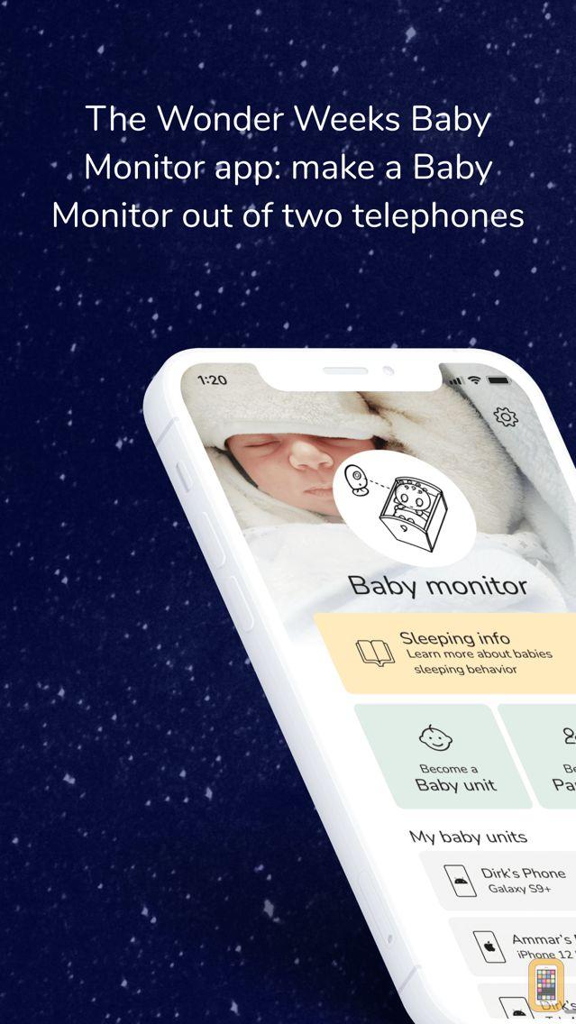 The Wonder Weeks: Sleep for iPhone & iPad - App Info & Stats