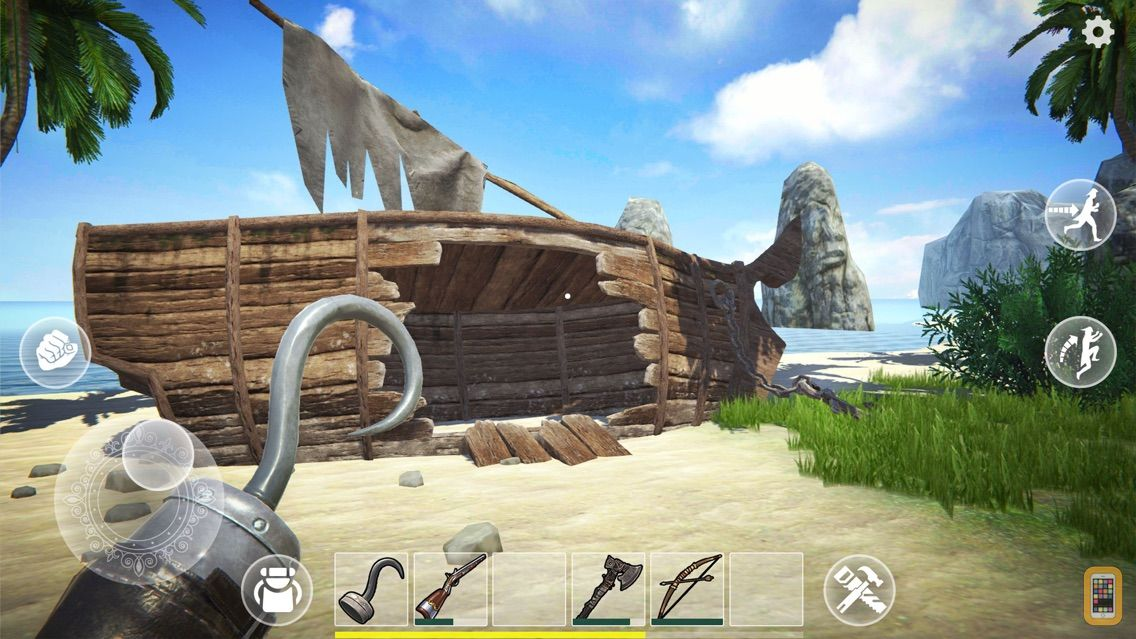 Screenshot - Last Pirate: Island Survival