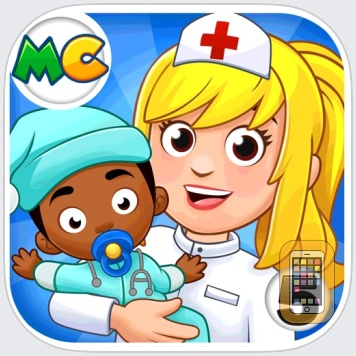 My City : Newborn Baby by My Town Games LTD (Universal)