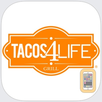 Tacos 4 Life by Paytronix Systems Inc (iPhone)