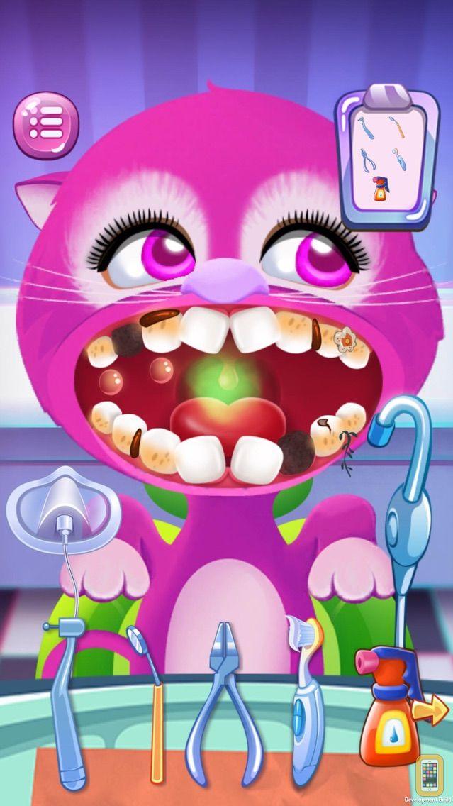 Screenshot - Kitty Cat Dentist
