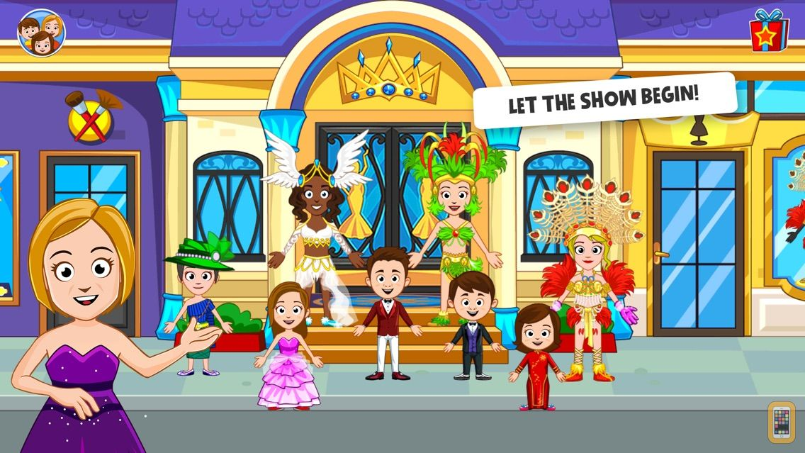 Screenshot - My Town : Beauty Contest Party