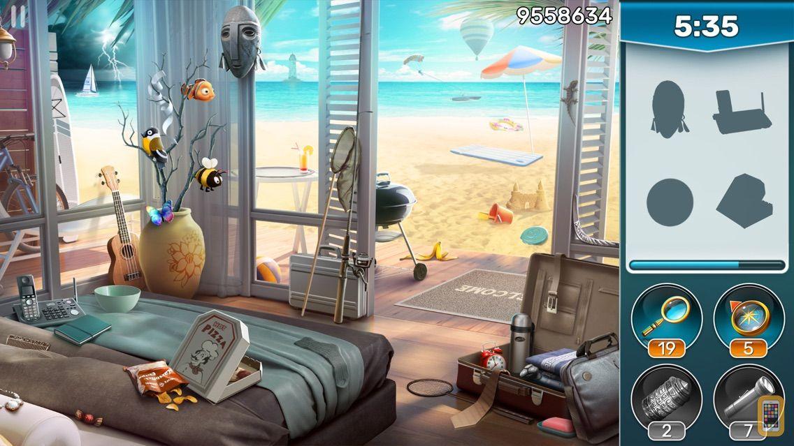 Screenshot - Hidden Journey: Puzzle Quest