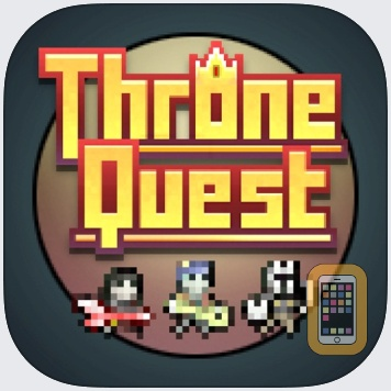 Throne Quest by Valorware LTD (Universal)