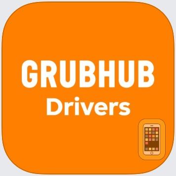 Grubhub for Drivers by GrubHub.com (iPhone)