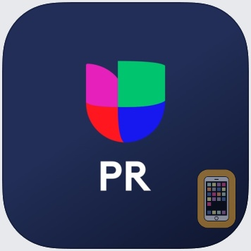 Univision Puerto Rico by Univision Interactive Media, Inc. (iPhone)