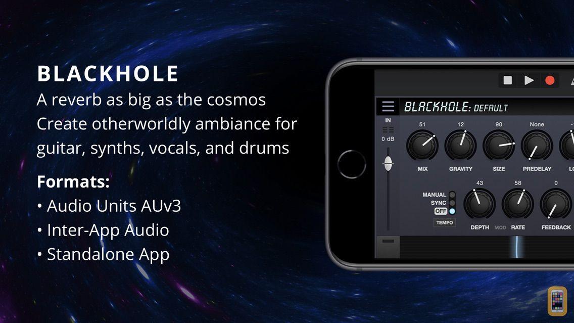 Screenshot - Blackhole Reverb