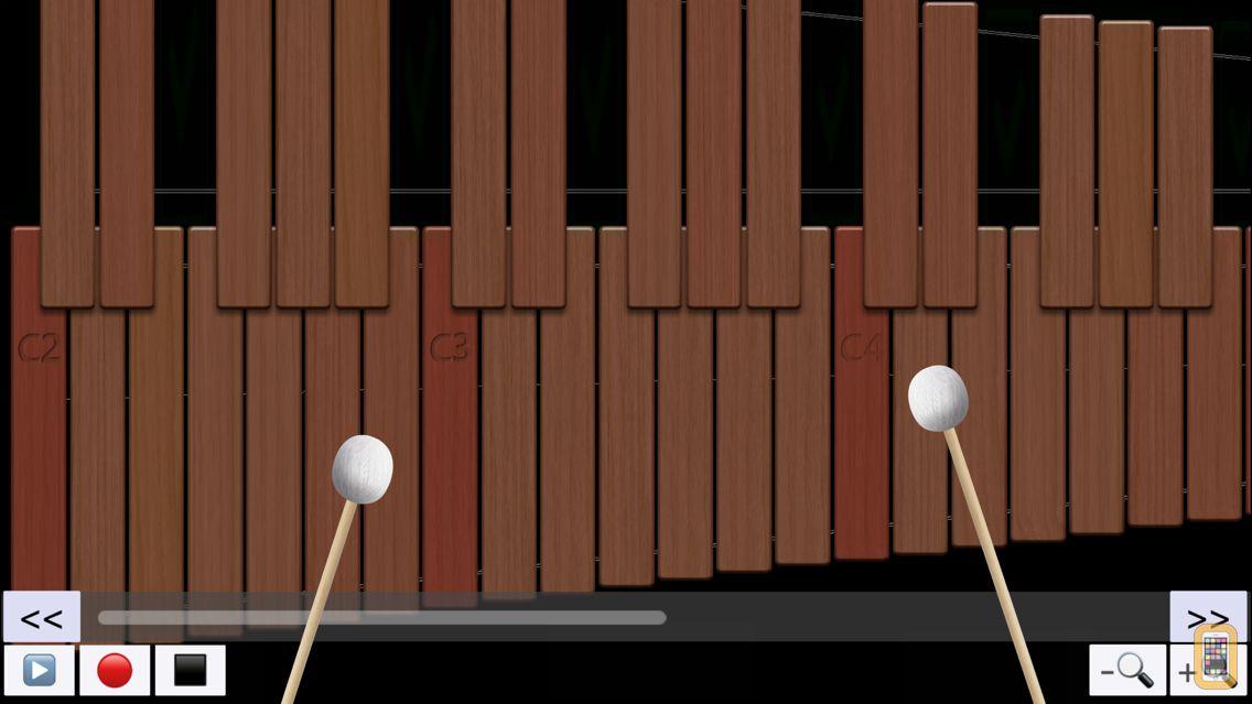 Screenshot - Mini Marimba:Awesome Xylophone