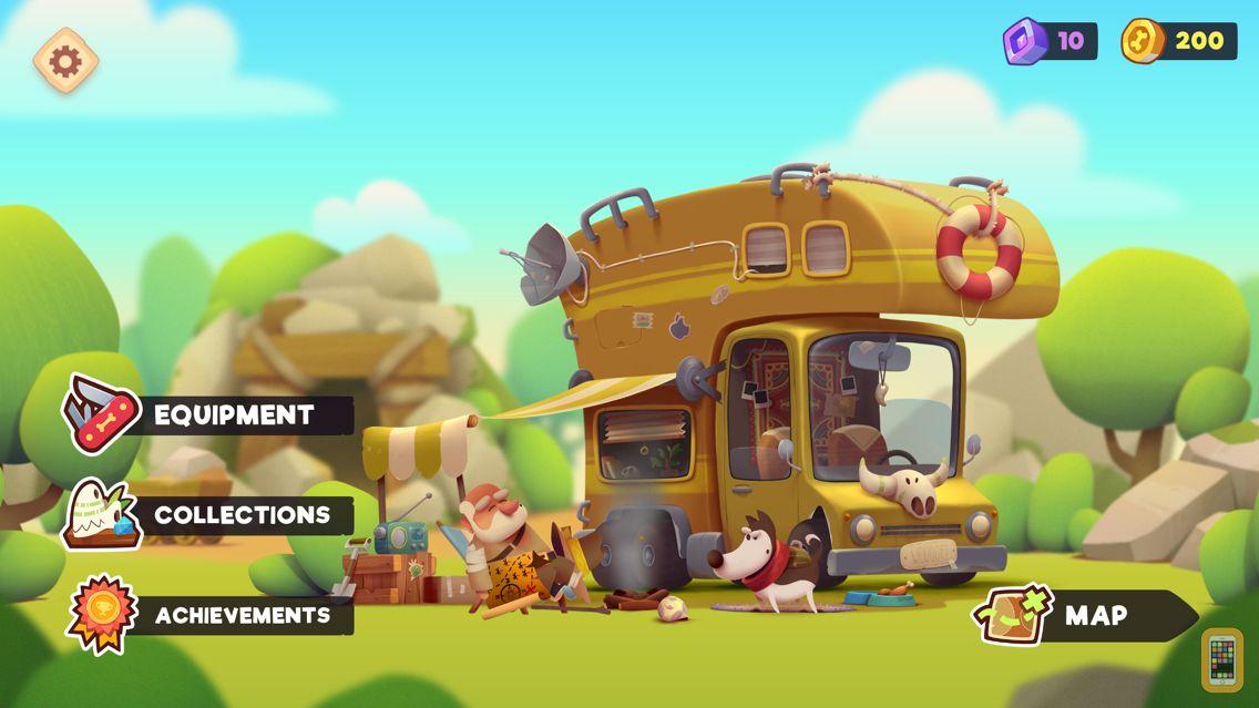 Screenshot - My Diggy Dog 2
