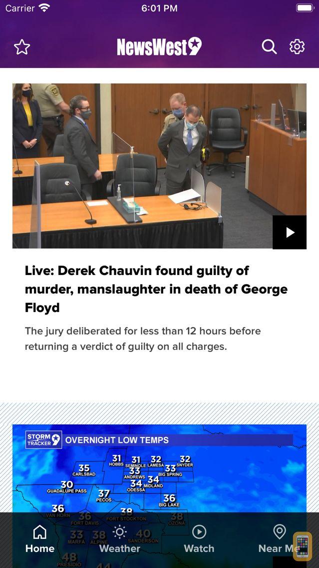 Screenshot - NewsWest 9