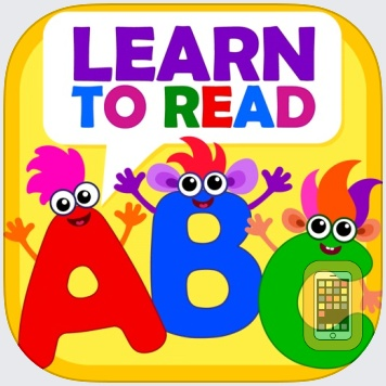 Games for Kids Reading Letters by Bini Bambini Academy (Universal)