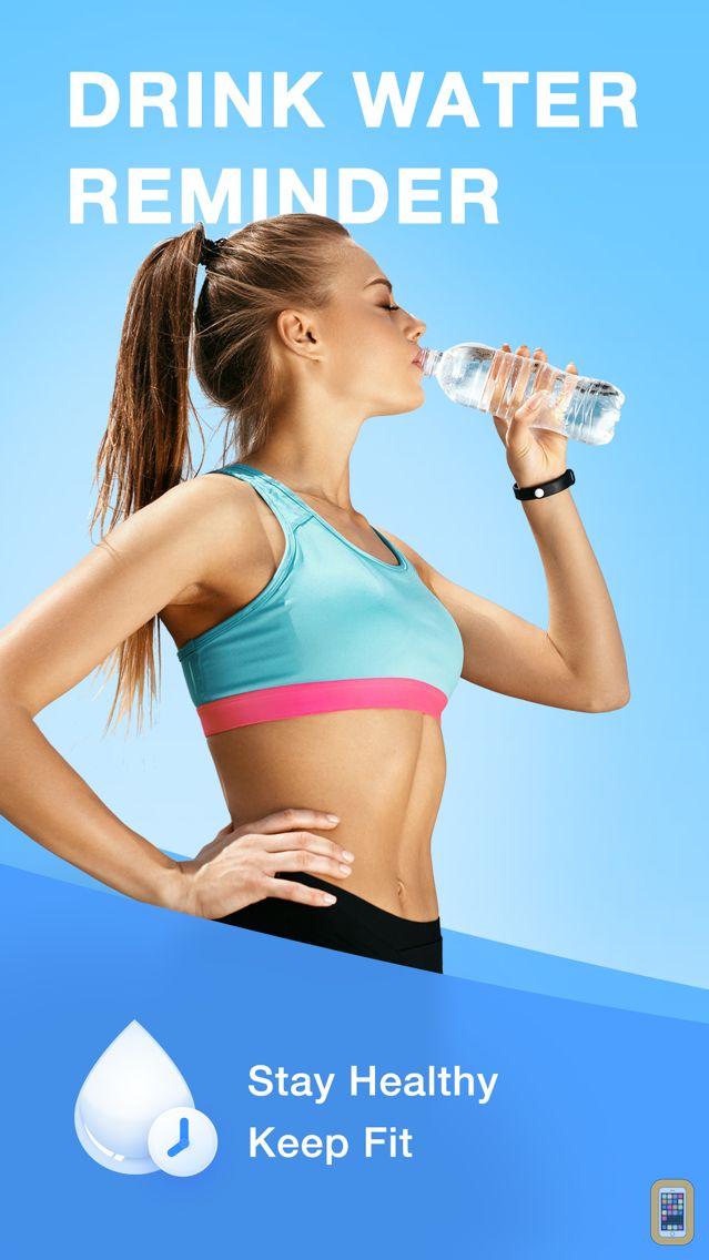 Screenshot - Drink Water Reminder, Tracker