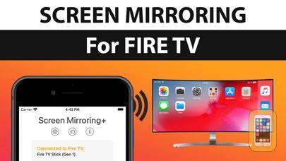 Screenshot - Screen Mirroring+ for Fire TV