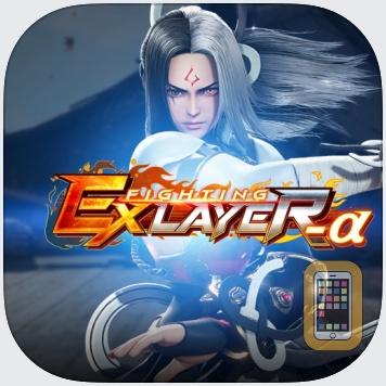 FIGHTING EX LAYER -α by ARIKA CO.,LTD. (Universal)