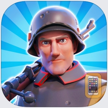 Game of Trenches: WW1 Strategy by eRepublik Labs (Universal)