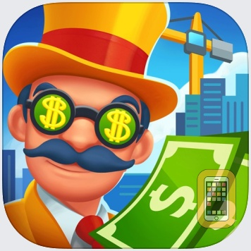 Idle Property Manager Tycoon by Hothead Games Inc. (Universal)