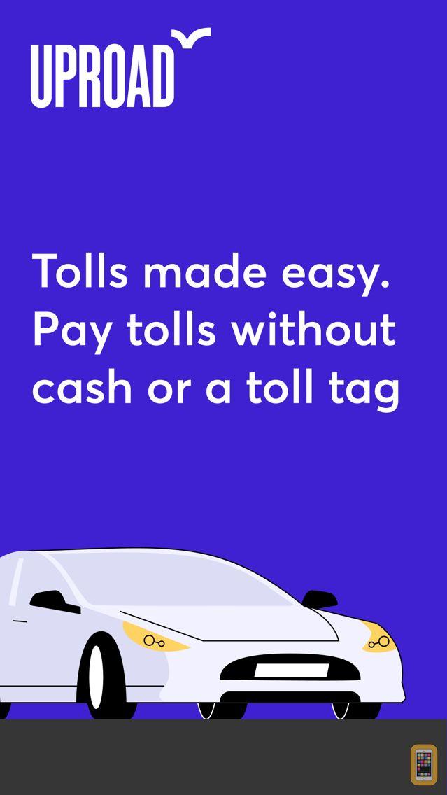 Screenshot - Toll Road Payment & Calculator