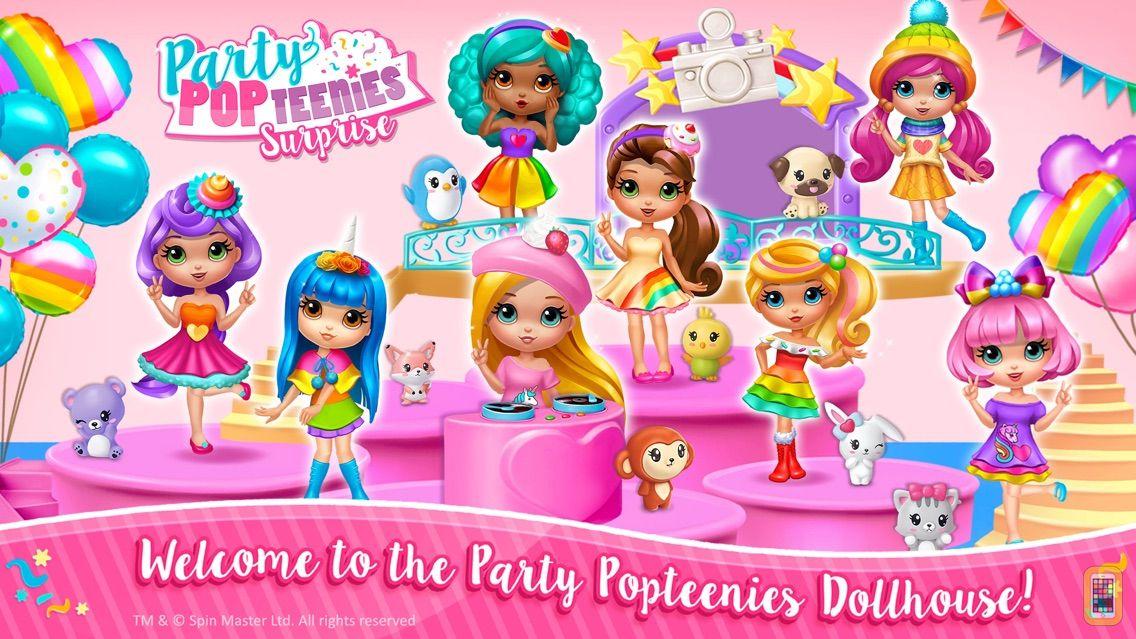 Screenshot - Party Popteenies Surprise