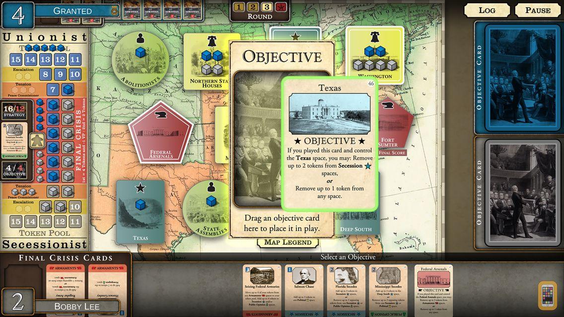 Screenshot - Fort Sumter: Secession Crisis