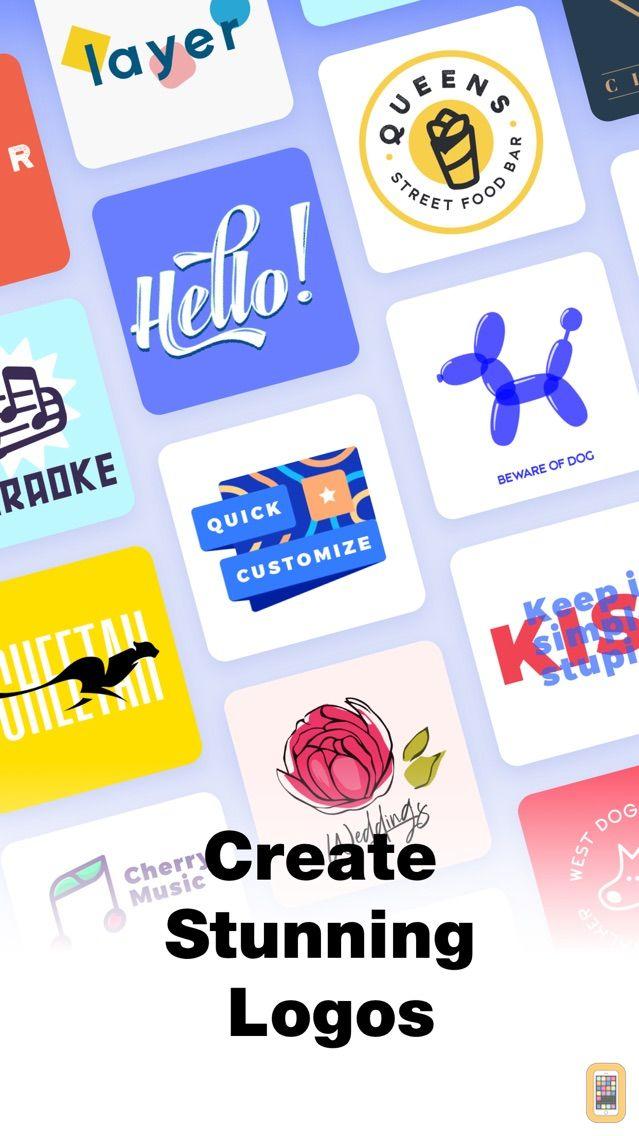 Screenshot - Logo Creator:  Label maker*