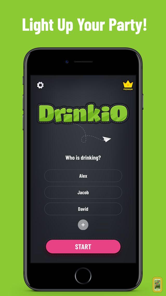 Screenshot - Drinkio - Truth or Dare