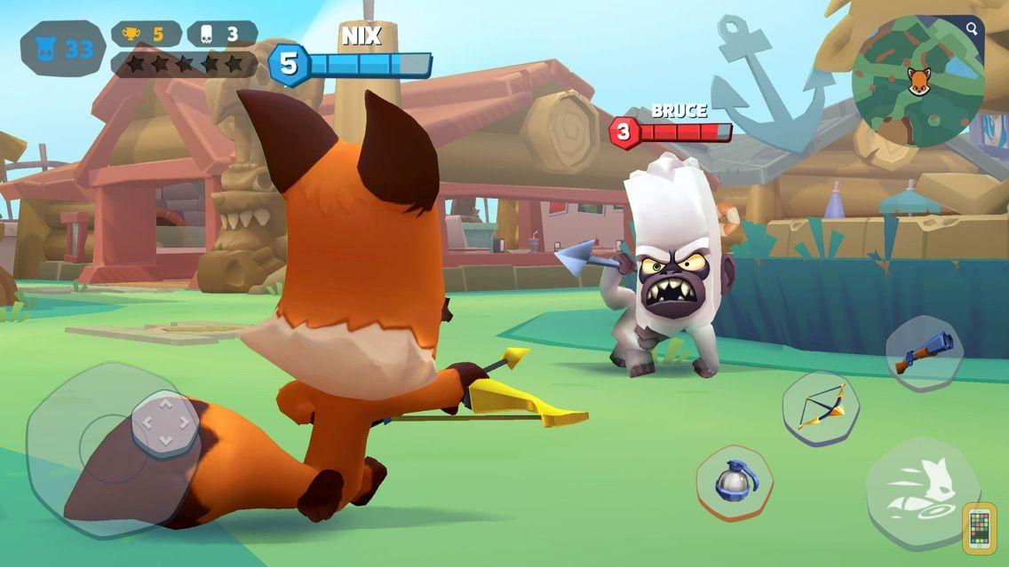 Screenshot - Zooba: Zoo Battle Royale Game