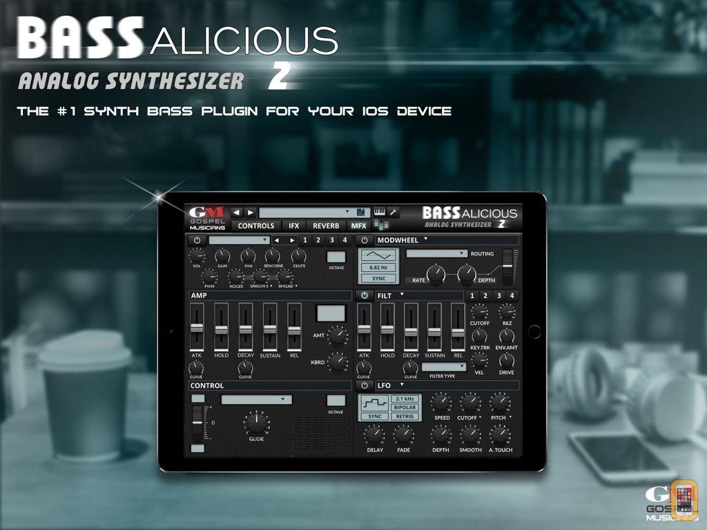Screenshot - BASSalicious 2