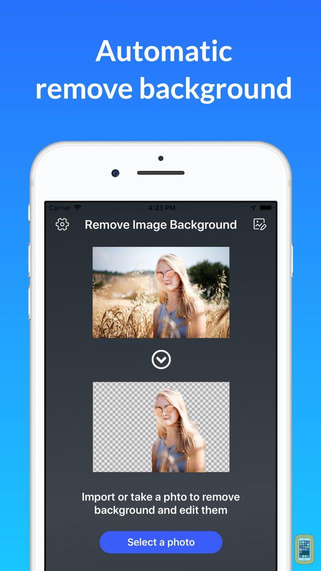 Screenshot - Background Eraser - AI Remove