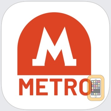Metro Navigation: Trip Planner by Travel And Play (Universal)