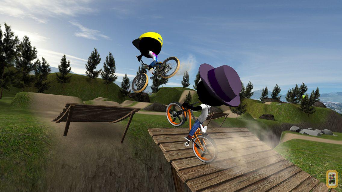 Screenshot - Stickman Bike Battle