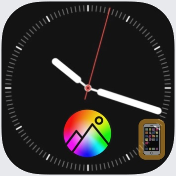 WatchAnything - watch faces by Marc Hofmann (iPhone)