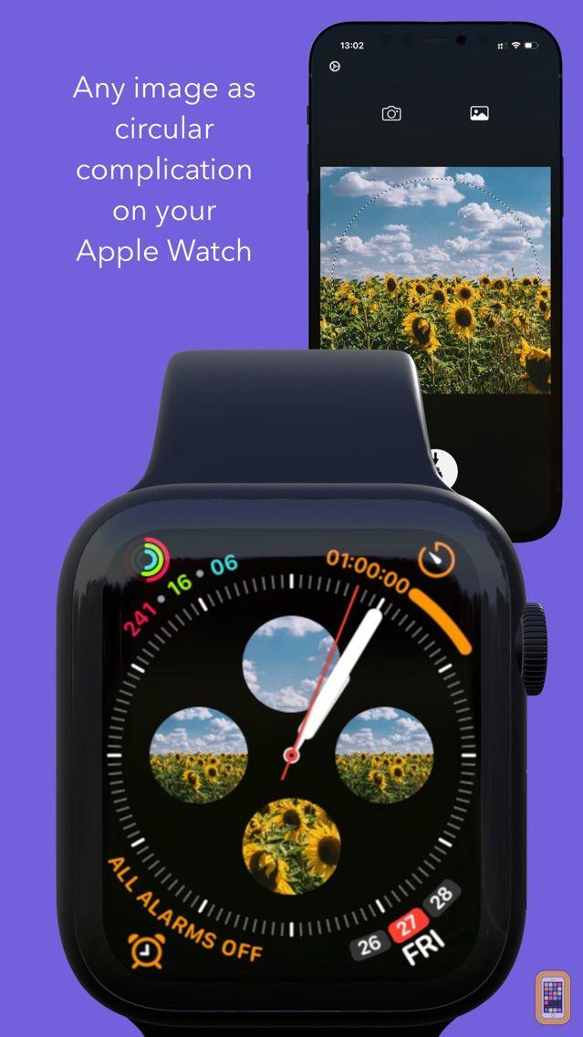Screenshot - WatchAnything - watch faces