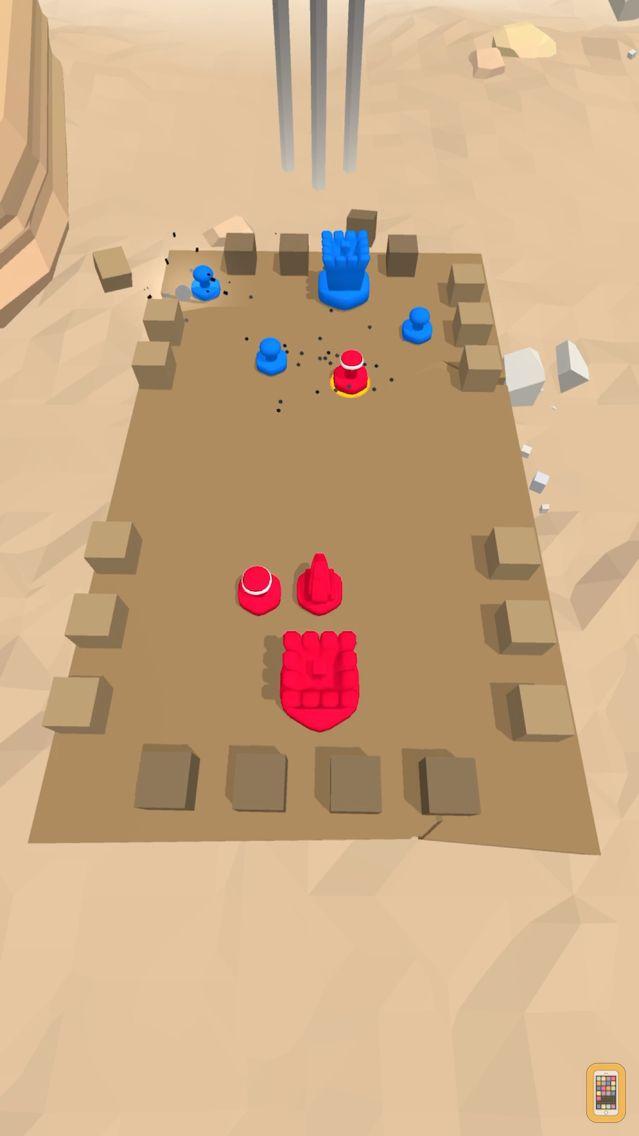 Screenshot - Flick Chess!