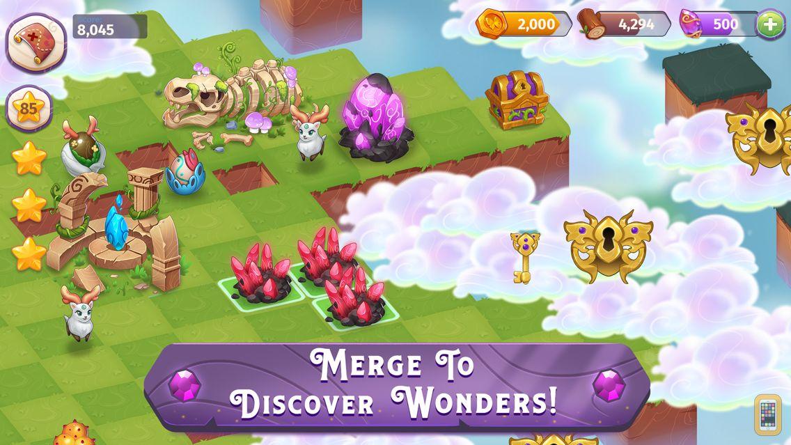 Screenshot - Merge Magic!
