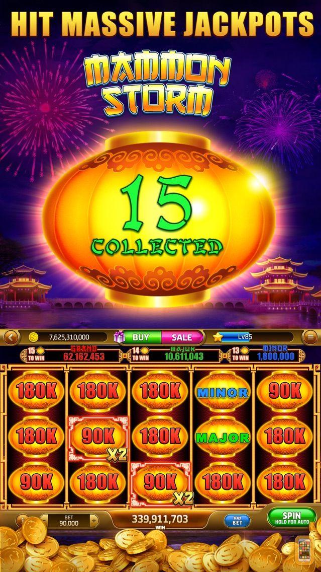 Screenshot - Ultimate Slots: Casino Slots