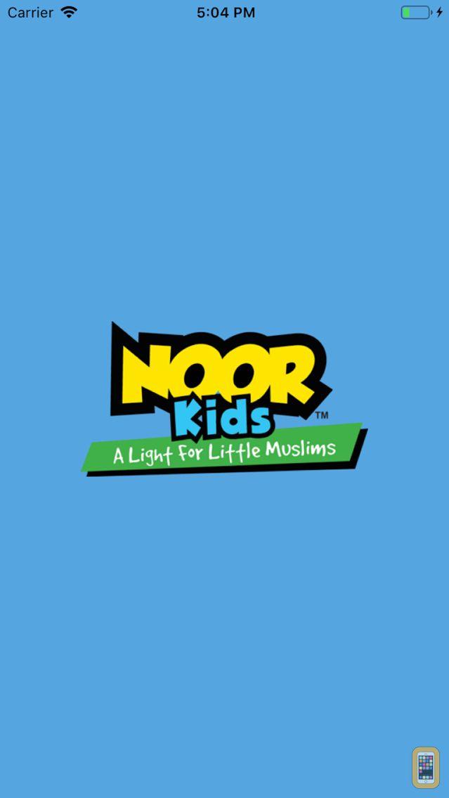 Screenshot - Noor Kids