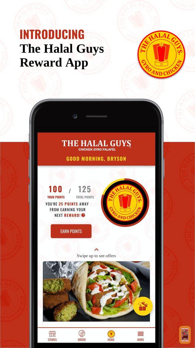 Screenshot - The Halal Guys