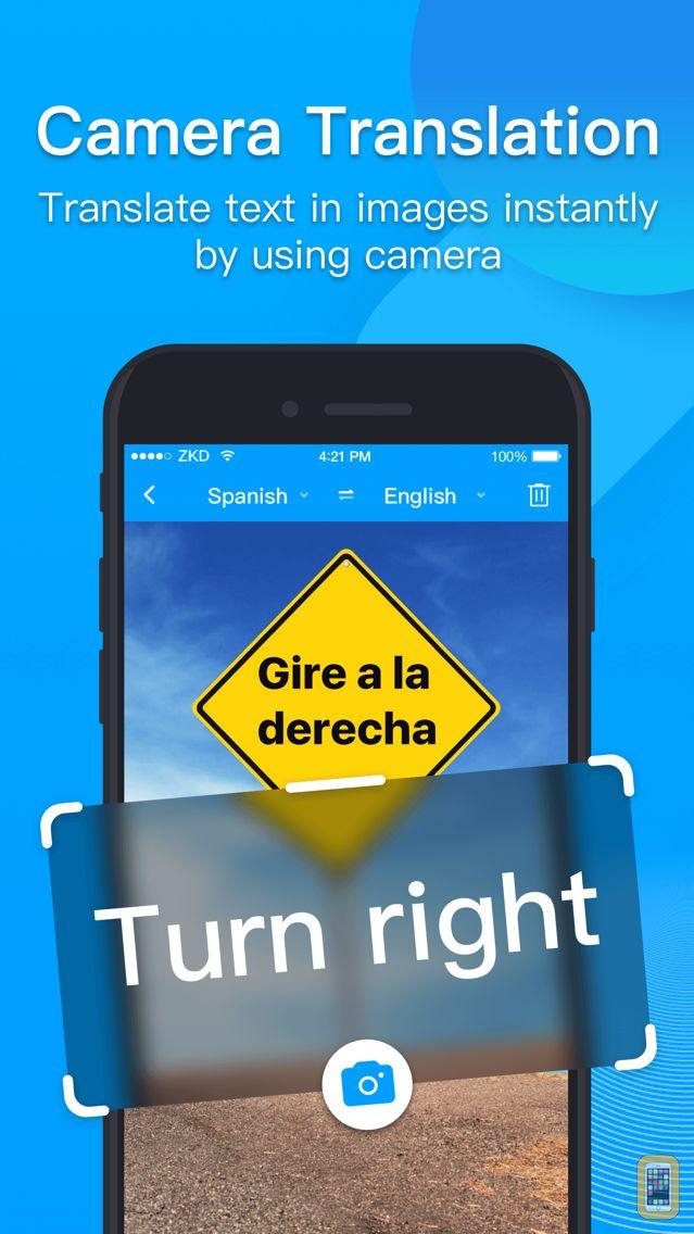 Screenshot - Voice Translate & Translator