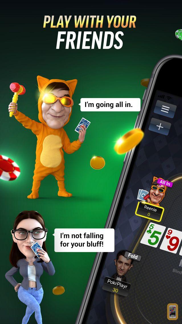 Screenshot - PokerBROS