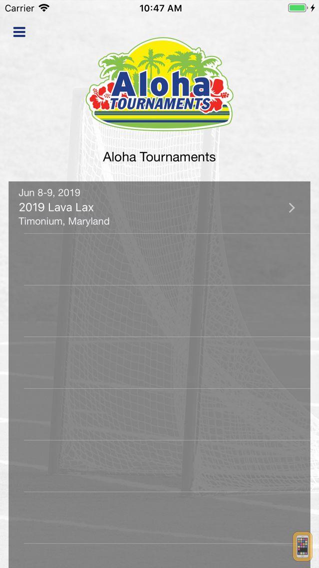 Screenshot - Aloha Tournaments