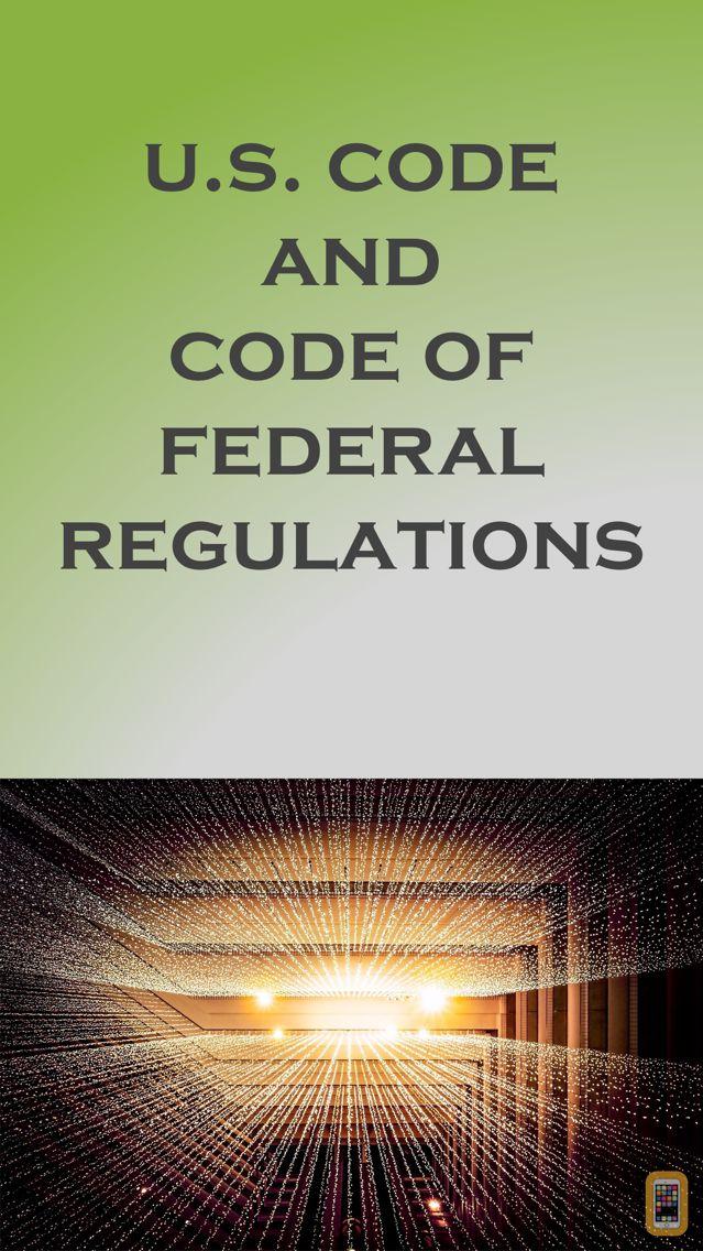 Screenshot - US Code & CFR